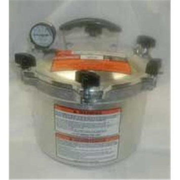 Wisconsin ALL-AMERICAN 15 Quart Pressure Cooker Canner - 915