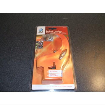 At & t H133 Earbud Headset For Cordless Phones