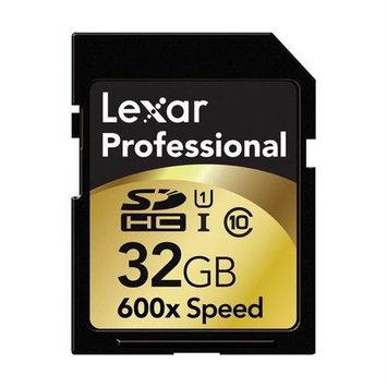 Lexar Media Lexar Professional 32GB Secure Digital High Capacity [sdhc] - Class 10/uhs-i - 90 Mbps Read - 1 Card (lsd32gcrbna600)