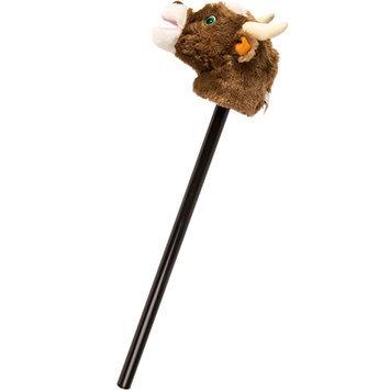 Tek Nek Sing Along Stick Bull Plush
