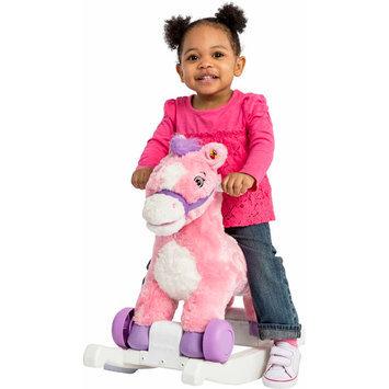 Tek Nek Rockin' Rider Candy 2-in-1 Rocking Pony