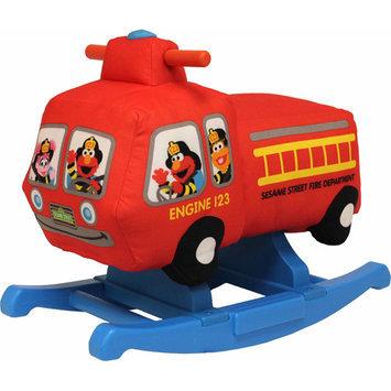 Tek Nek Sesame Street Rocking Fire Truck