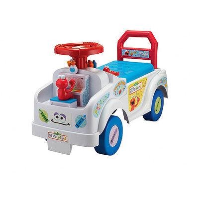 Tek Nek Sesame Street Fun With Music Ride-on