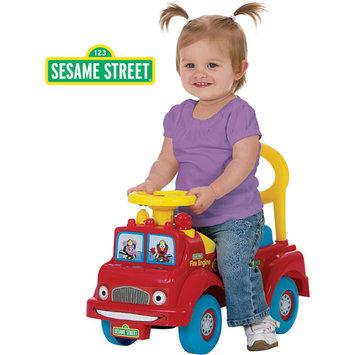 Tek Nek Sesame Street Fire Engine Activity Ride-On