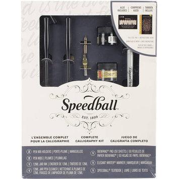Speedball Deluxe Calligraphy Set