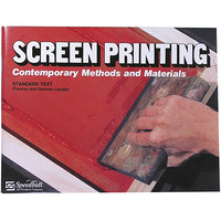 Alvin & Company Alvin H4511 Screen Printing Textbook