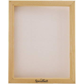 Speedball Monofilament 110 8 x 10 Frame w/Fabric NEW