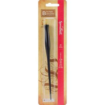Speedball Art Products 385637 Speedball Calligraphy Pen Holder-Black