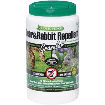 Liquid Fence 2# Deer & Rabbit Granular Repellent