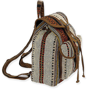 Laurel Burch Catori Backpack - Sandsation