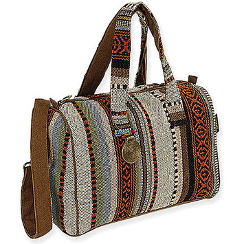 Laurel Burch Catori Satchel - Sandsation