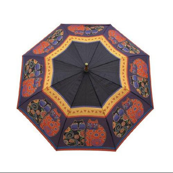NOTM081086 - Laurel Burch Stick Umbrella 42