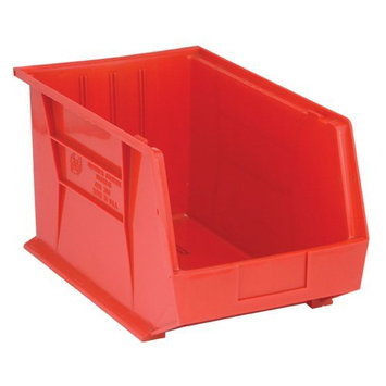 Box Partners Plastic Stack Hang Bin Boxes