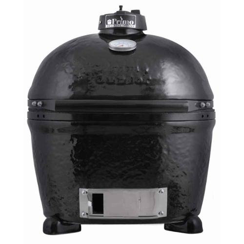 Primo Grills Oval Junior Grill in Black