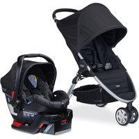 Britax B-Agile 35 Travel System Stroller - Black