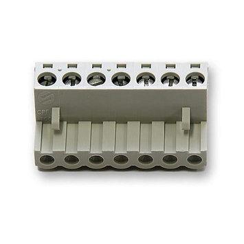 Terminal Plug, Gray DGTBOOSTERTER DIGITRAX, INC.