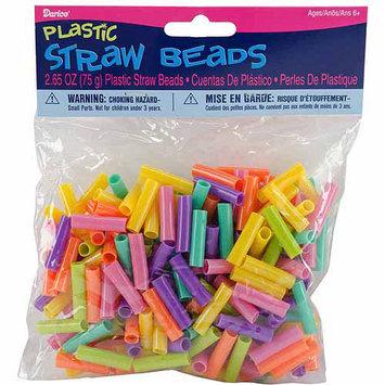 Darice Inc Darice 1193-96 Plastic Kids Bead Straws 75 Grams