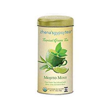 Zhenas Gypsy Tea Tropical Teas Mojito Mint 22 couture tea sachets 222261