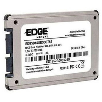 Edge Tech Corp. EDGE Boost Pro Micro 240GB 1 8 Quot Internal Solid State Drive SATA 560 MBps Maximum Read Transfer Rate 525 MBps Maximum Write Transfer Rate 80000IOPS Random 4KB Write H3C0EUJTY-1610