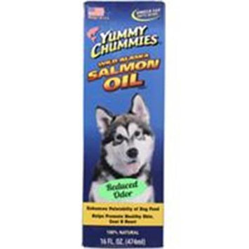 Yummy Chummies Reduced Odor Salmon Oil Dog Food