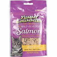 Yummy Chummies Grain Free Wild Alaska Cat Treats