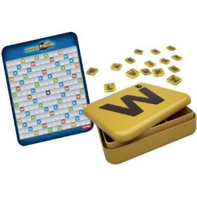 Hasbro Words With Friends To Go Travel Game