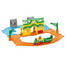 Playskool Sesame Street Elmo Junction Train Set - HASBRO, INC.