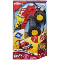 Playskool Tonka Chuck & Friends R/C Spinnin' Chuck Vehicle - HASBRO, INC.