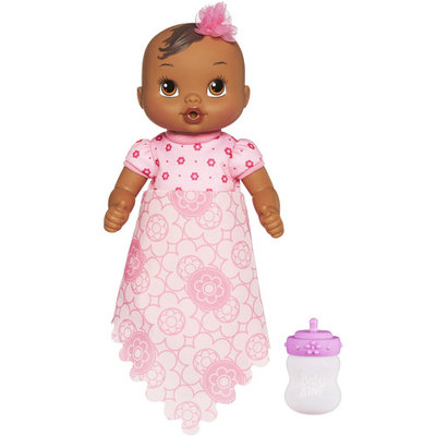 Hasbro A5843 Baby Alive Luv N Snuggle African American