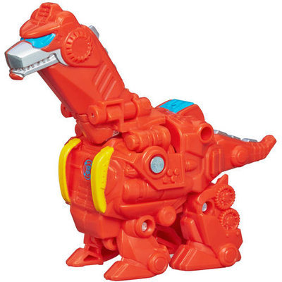 Toys 'r' Us Playskool Transformers Rescue Bots Heatwave the Rescue Dinobot Figure