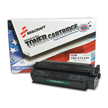 SkilCraft Toner Cartridge, 3500 Page Yield, Black. Each