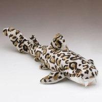 Wa 21 Leopard Shark Plush Stuffed Animal Toy