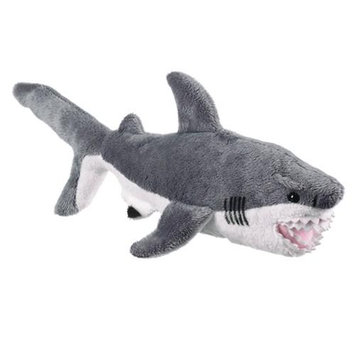 Wa 12 Great White Shark Plush Stuffed Animal Toy