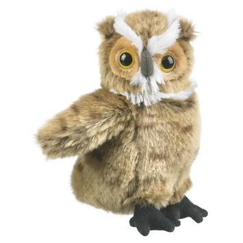 Wa 7.5 Great Horned Owl Plush Stuffed Animal Toy