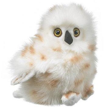 Wa 8 Snowy Owl Plush Stuffed Animal Toy