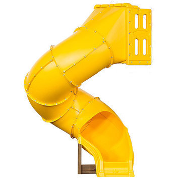 Playstar Spiral Tube Slide