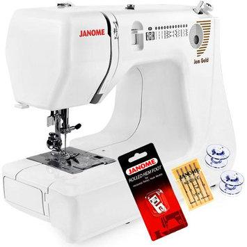 Janome Jem Gold 660 Lightweight Sewing Machine