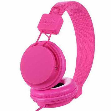 Subjekt TNT Headphones and Mic, Hot Pink
