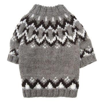 Klippo Pet Hand Knit Dog Sweater