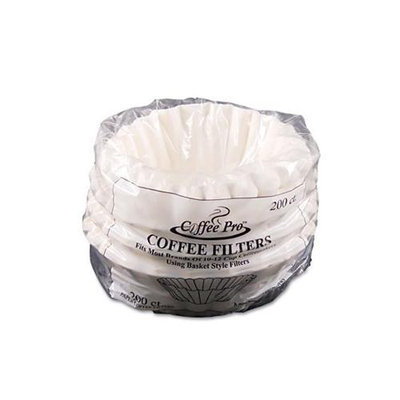 CoffeePro CPF200 Coffee Paper Filters, Pack Of 24