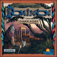 Rio Grande Games Dominion Dark Ages Expansion Card Game