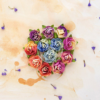 Prima Marketing Del Mar Paper Flowers -Andalusian 1