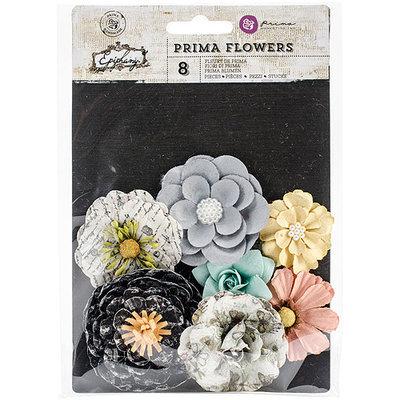 Prima Marketing Epiphany Flowers-Paper Bombshell 1.25