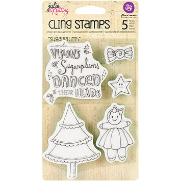 Prima Marketing Julie Nutting Mixed Media Cling Rubber Stamps 4
