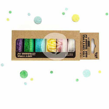 Prima Marketing Art Extravagance Glitter Set 6/Pkg-Abloom