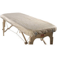 Disposable Fitted Massage Table Cover - Pack of 10