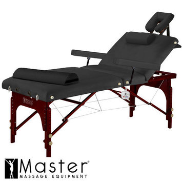 Master Massage Therma-Top Montclair Salon LX Massage Table Package