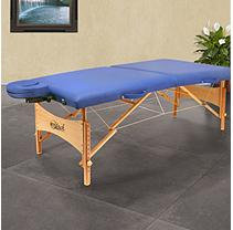 Mhp International ZenTouch 27-inch Brady Portable Massage Table with Carry Case