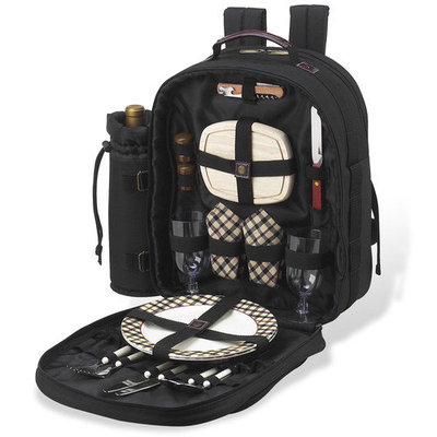 Picnic at Ascot London Backpack Cooler for Two