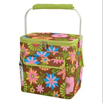 Picnic at Ascot Floral Multi Purpose 24-Can Cooler